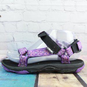 TEVA Sport Sandals Adjustable Straps 6219 Size 4